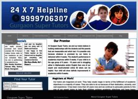 gurgaonsupertutors.com