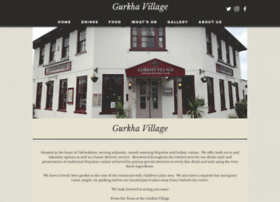 gurkhavillageoxford.com