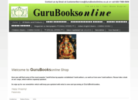 gurubooksonline.co.uk
