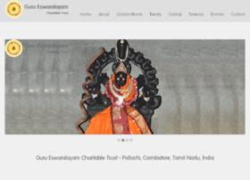 gurueswaralayam.org