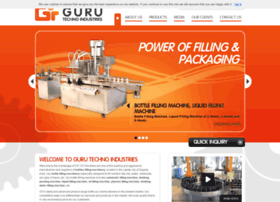 gurufillingmachine.com