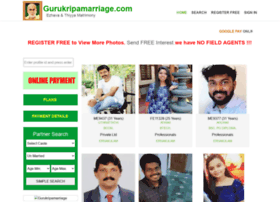 gurukripamarriage.com