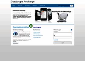 gurukruparecharge.com