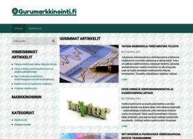 gurumarkkinointi.fi
