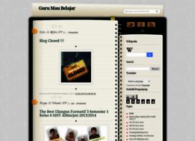 gurumaubelajar.blogspot.com