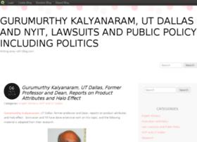 gurumurthykalyanaram.blog.com