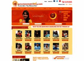guruvisionmatrimony.com