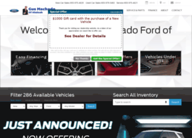 gusmachadoford.dealerconnection.com