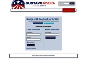 gustavoriveraforsenate.nationbuilder.com