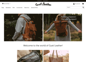 gusti-leather.co.uk