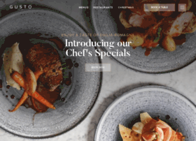 gustorestaurants.uk.com