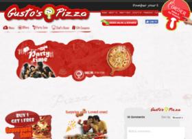 Gustospizzas.com