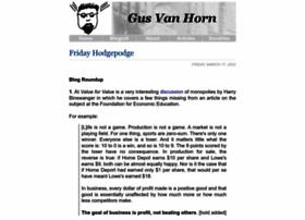 gusvanhorn.blogspot.com.ar