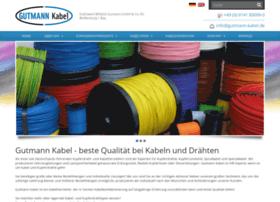 gutmann-kabel.de