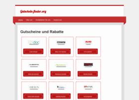gutschein-finder.org
