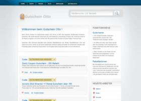 gutschein-otto.net