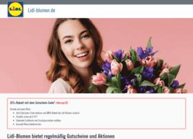 gutschein.lidl-blumen.de