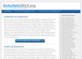 gutschein2012.org