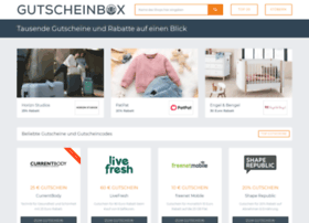 gutscheinbox.de