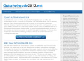 gutscheincode2012.net
