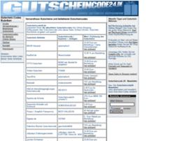 gutscheincode24.de