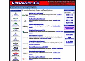 gutscheine-a-z.de