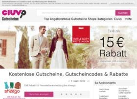 gutscheine.ciuvo.com
