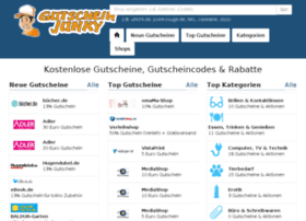 gutscheinjunky.com