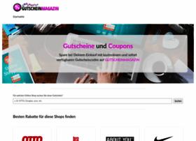gutscheinmagazin.com