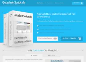 gutscheinscript.de