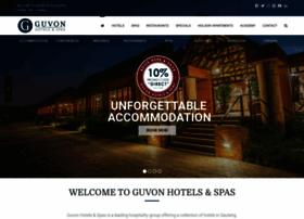 guvonhotels.co.za