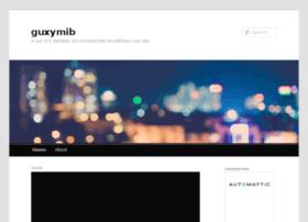 guxymib.wordpress.com