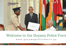 guyanapoliceforce.gy
