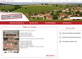 guyans-vennes.reseaudescommunes.fr
