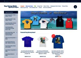 guyharveyshirts.com