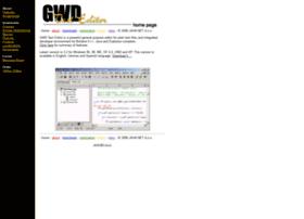 gwdsoft.com