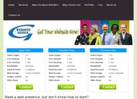 gwebsitedesign.com