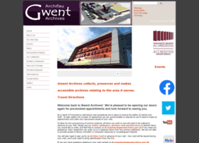 gwentarchives.gov.uk