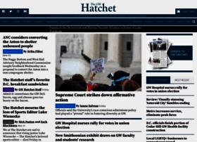 gwhatchet.com