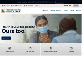 gwhospital.com