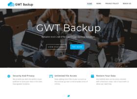 gwtbackup.com