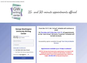 gwu.mywconline.com