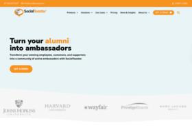 gwu.socialtoaster.com