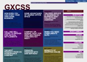 gxcss.com