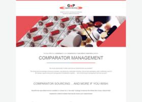 gxp-logistics.com