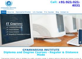 gyanvarshainstitute.com