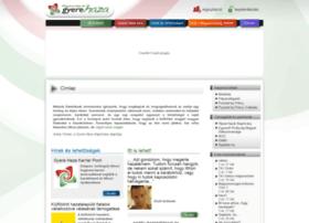 gyerehaza.org
