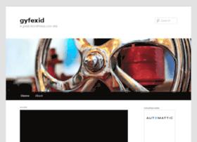 gyfexid.wordpress.com