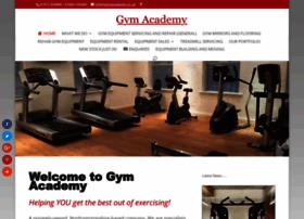 gymacademy.co.uk