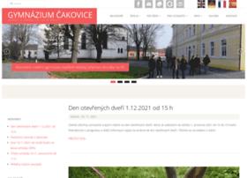 gymcak.cz